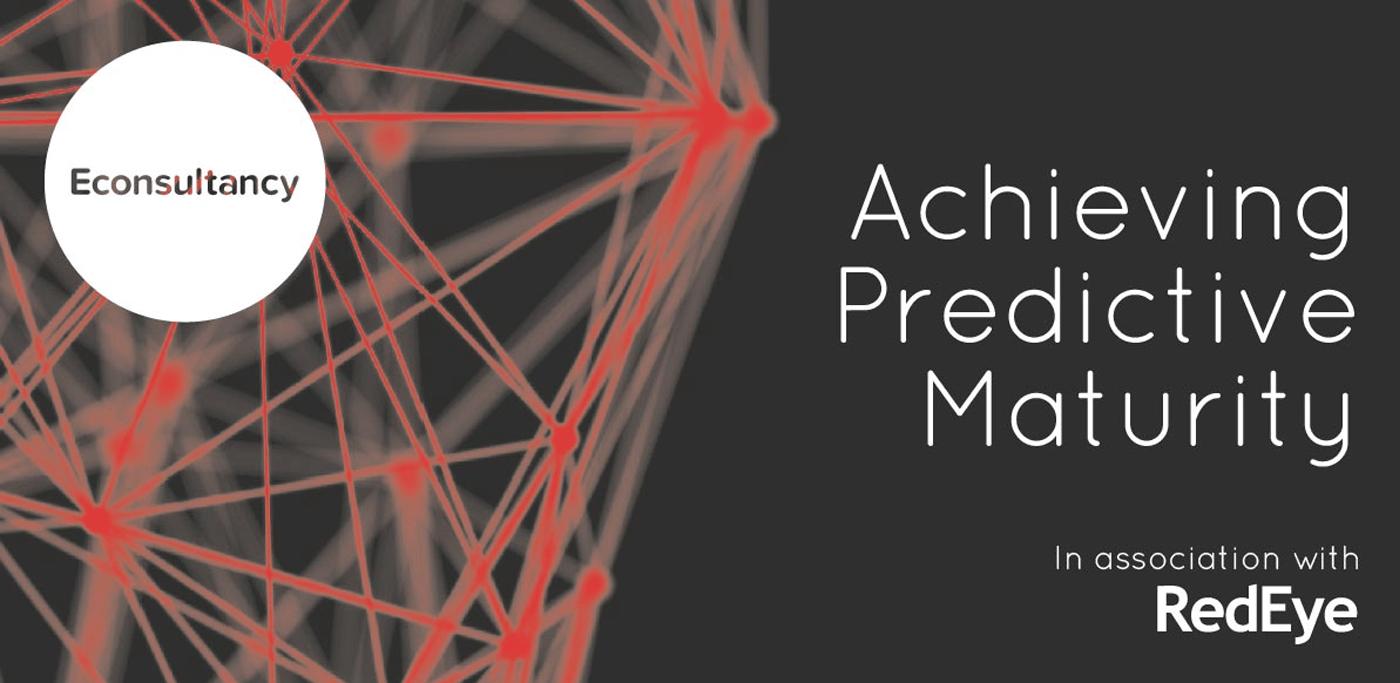 Achieving Predictive Maturity