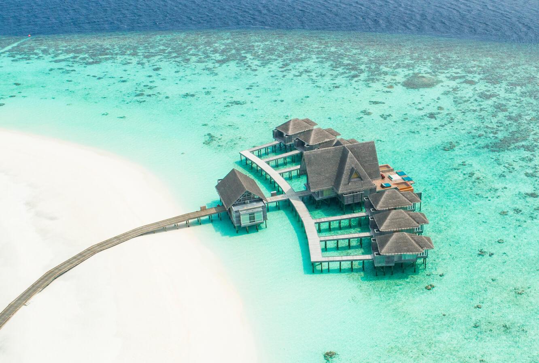 Luxury beach holiday