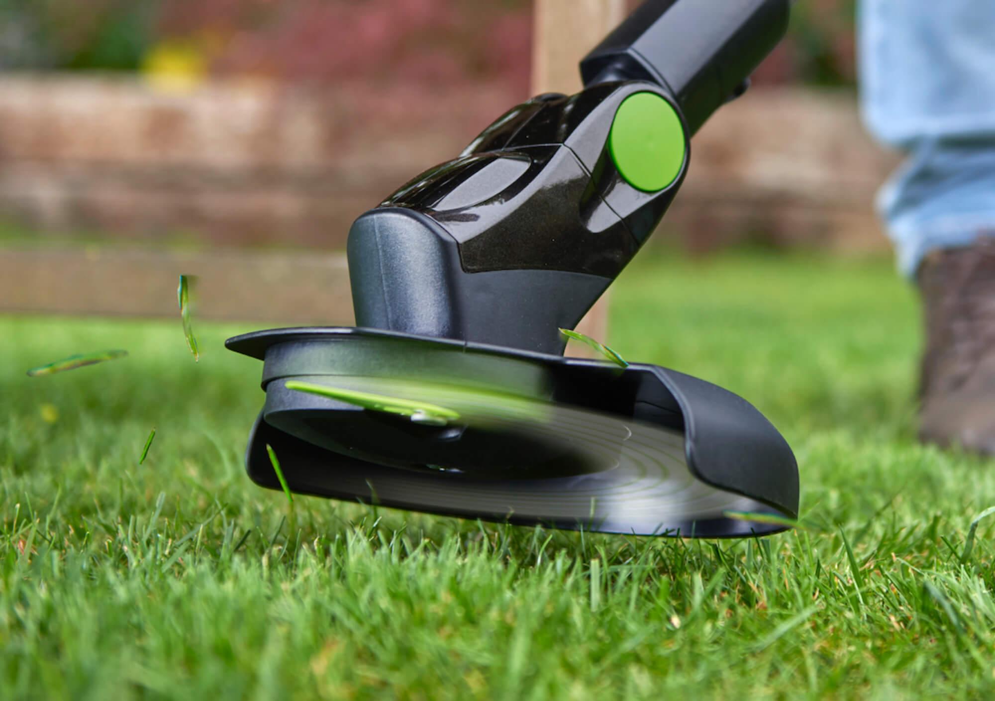 Gtech Grass Cutter