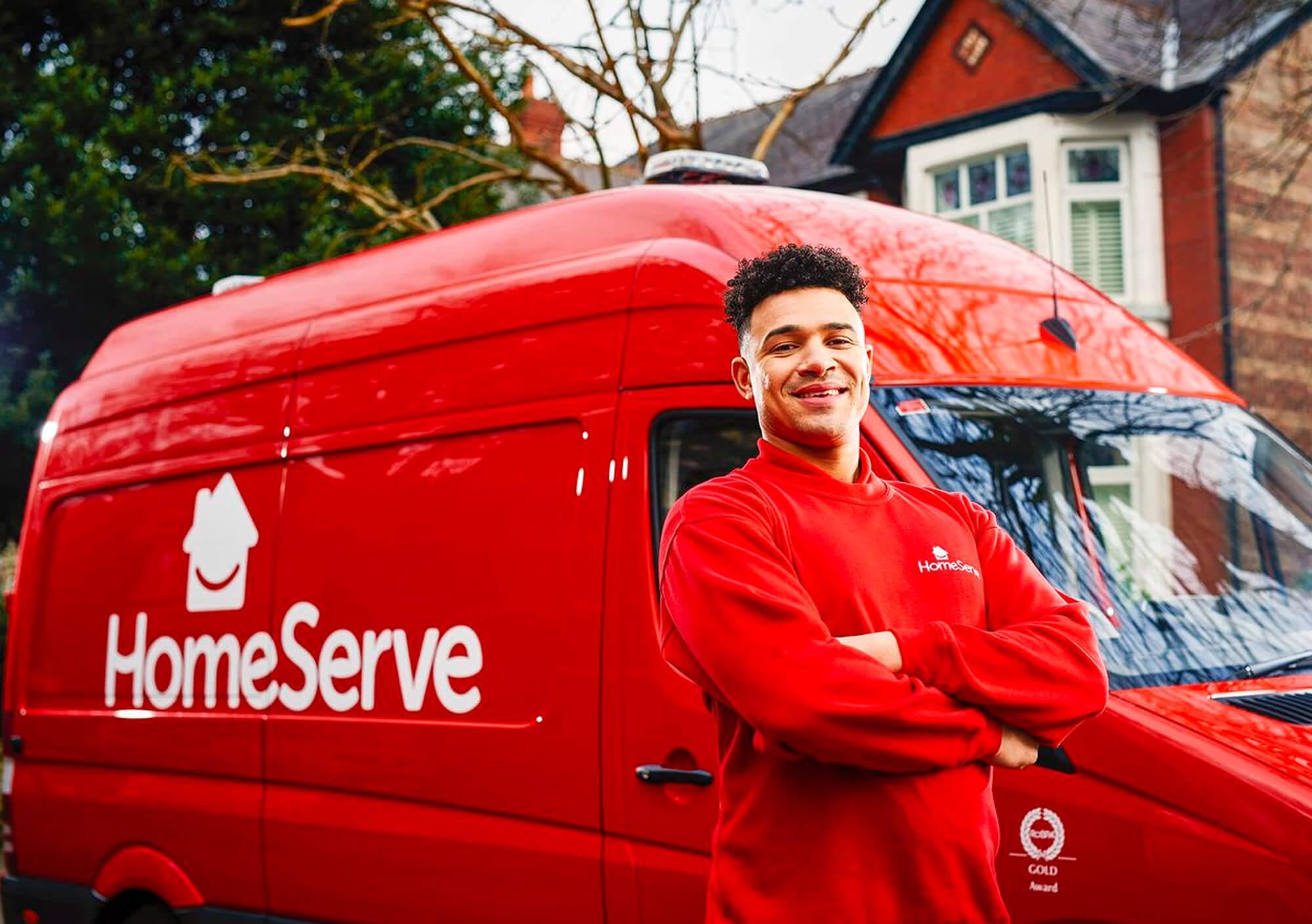 HomeServe Boiler Van