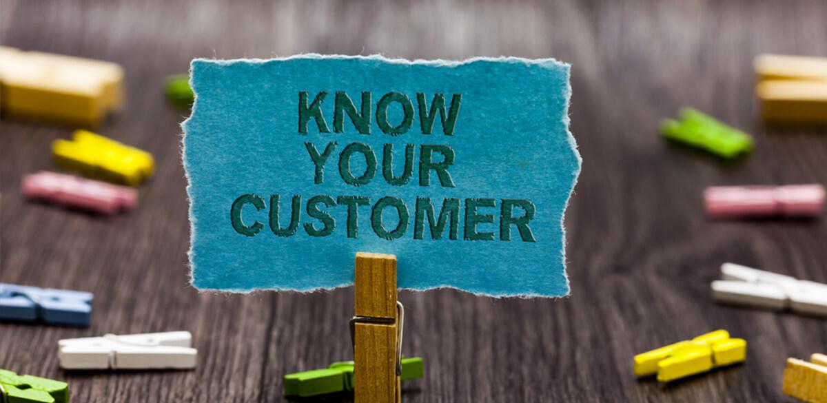 Know you customer