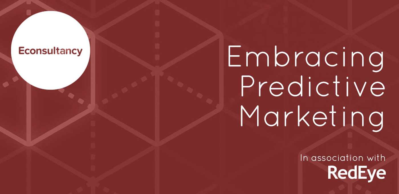 Embracing Predictive Marketing