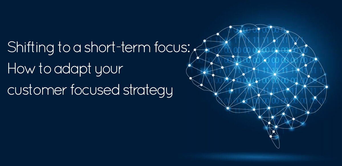 Shifting to a short-term focus