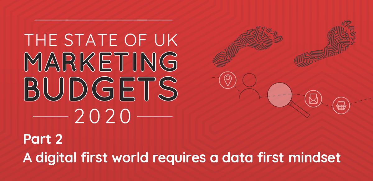 A digital first world requires a data first mindset