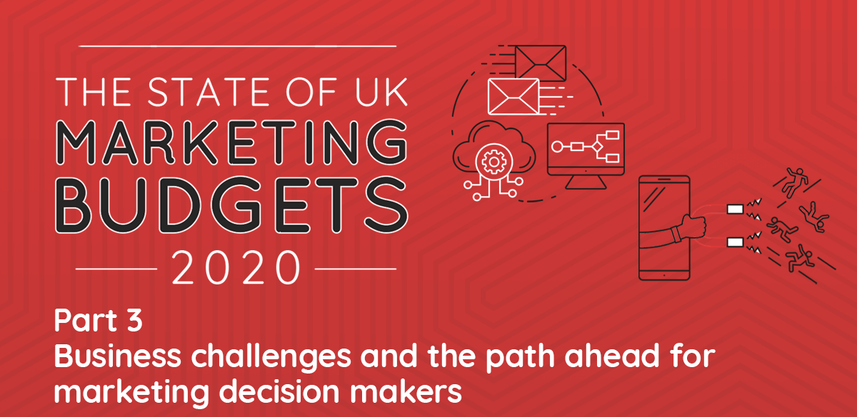 Business challenges and the path ahead for marketers