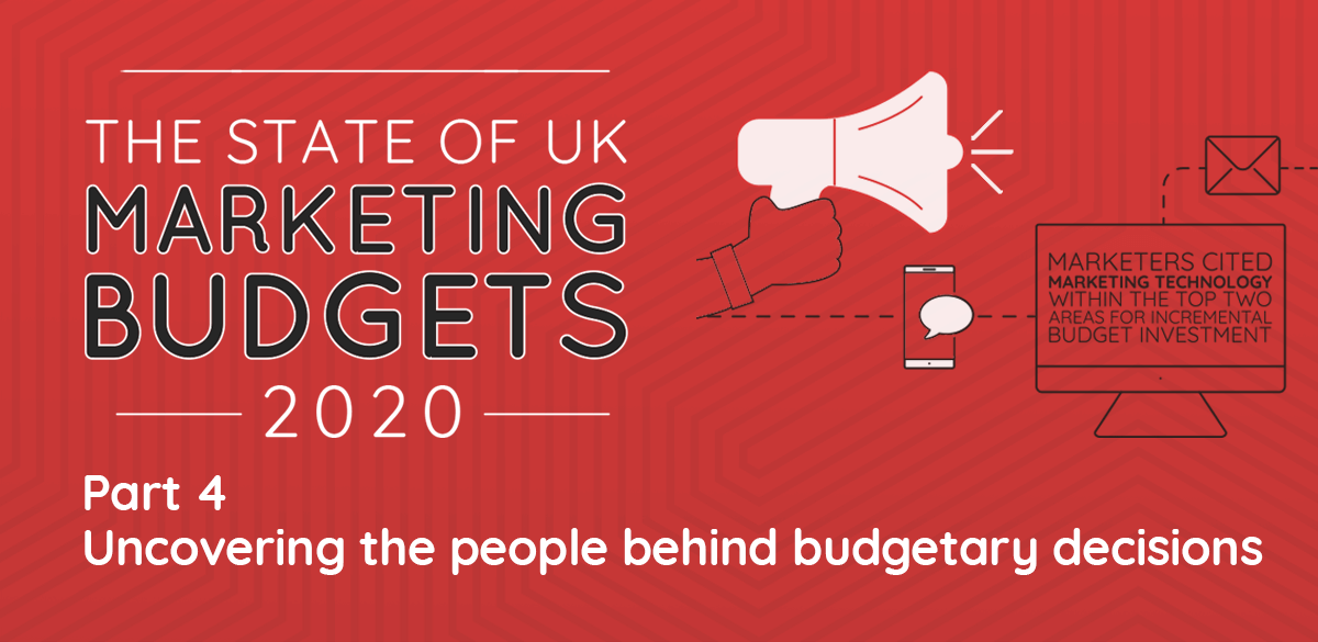 Uncovering the people behind budgetary decisions