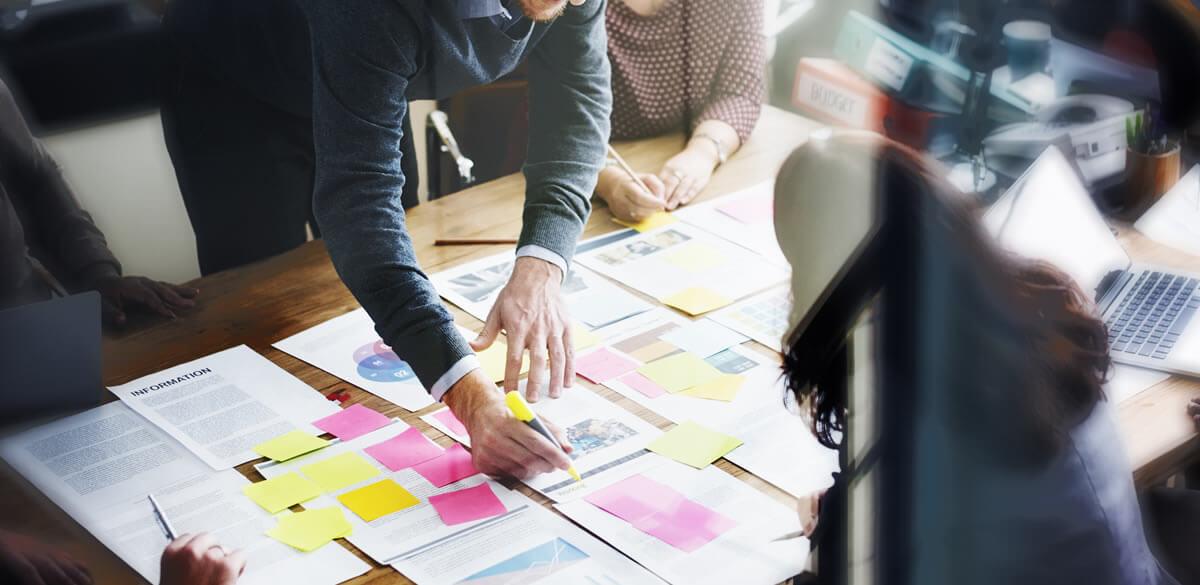 Marketing meeting planning strategies