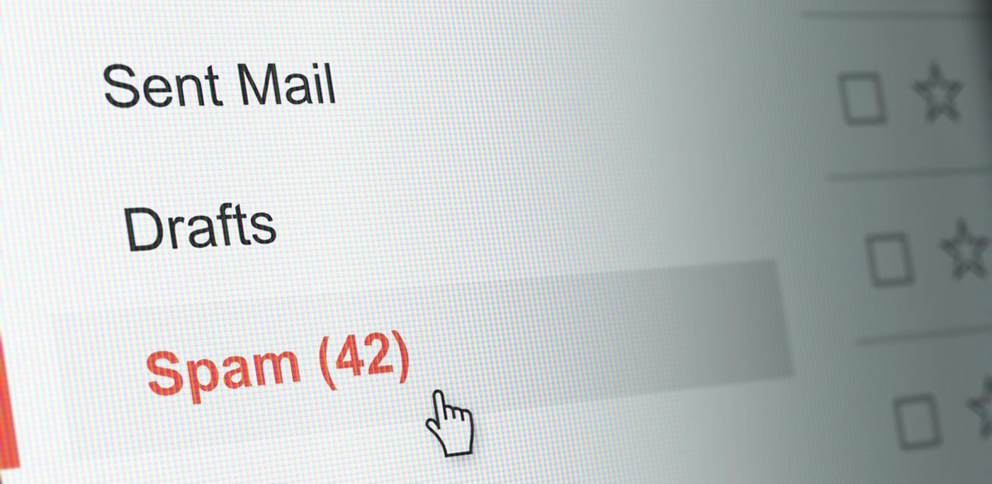 The Spam Folder