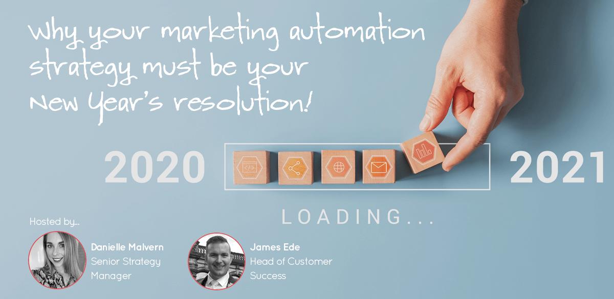 Marketing Automation Webinar
