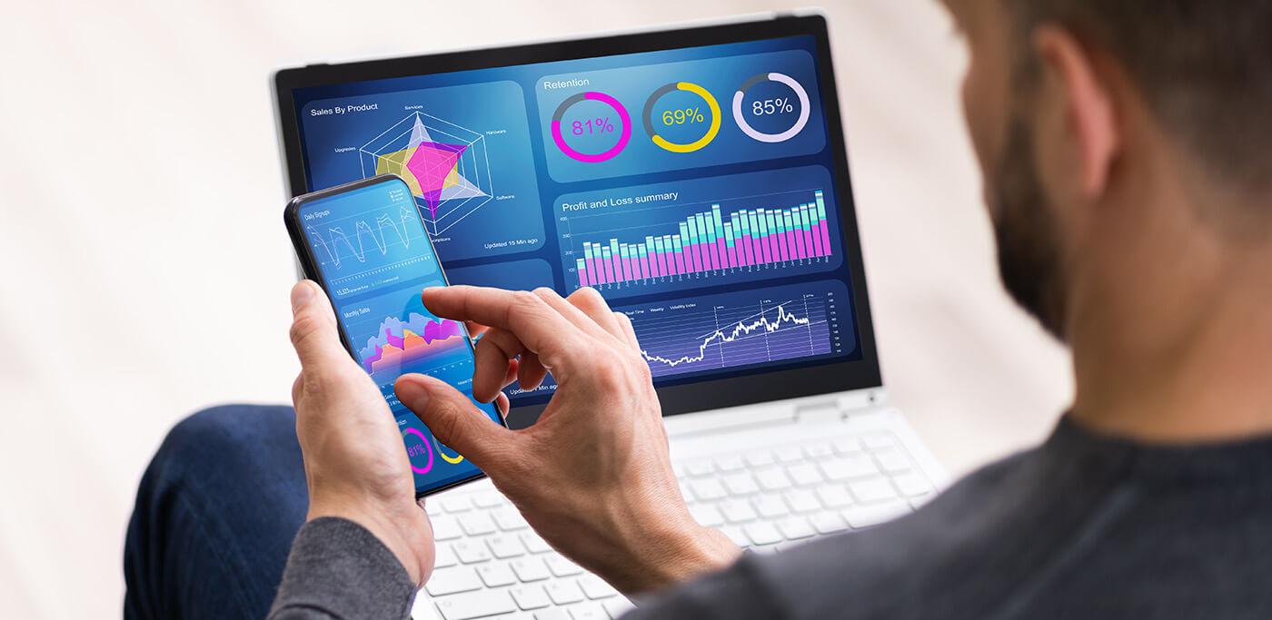 Data dashboards