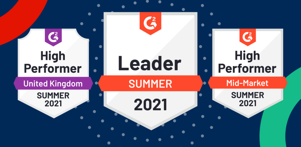 G2 leader in marketing automation