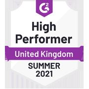 G2 High Performer UK